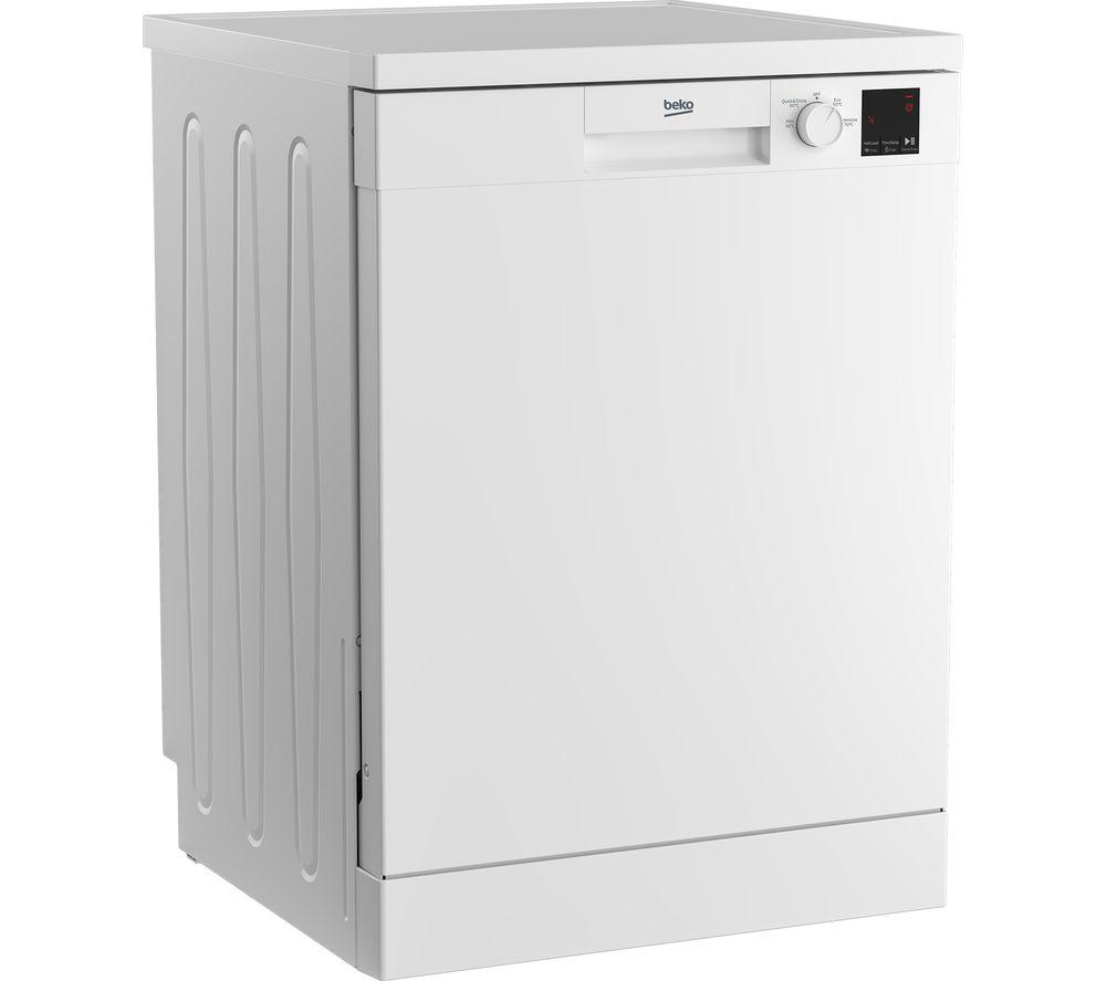 BEKO DVN04320W Full-size Dishwasher - White