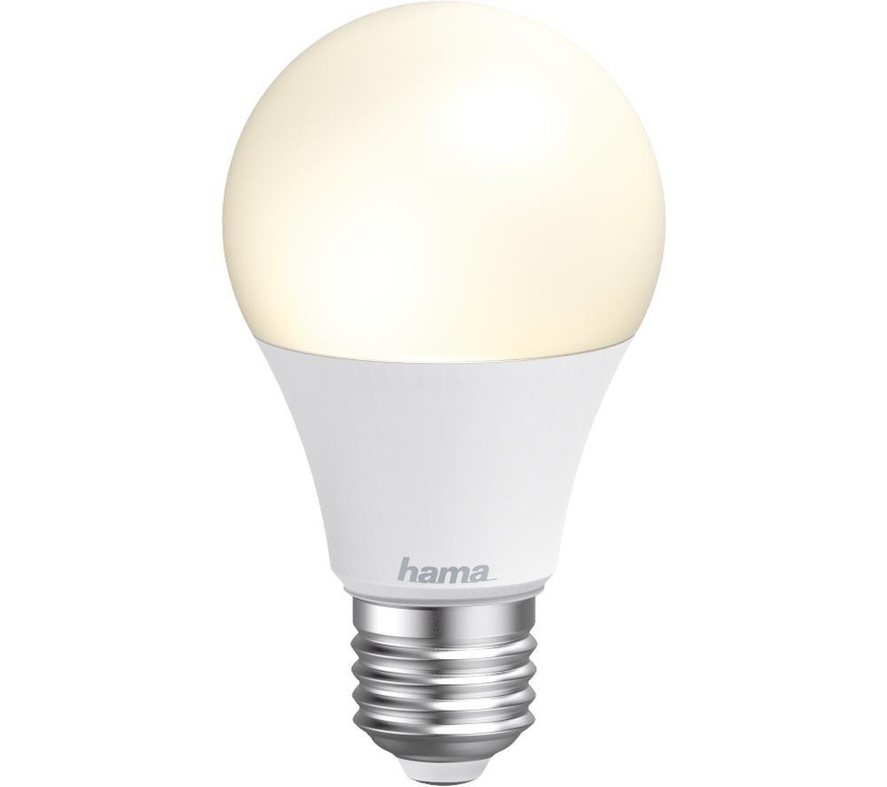 HAMA 176581 Multicolour WiFi LED Light - E27