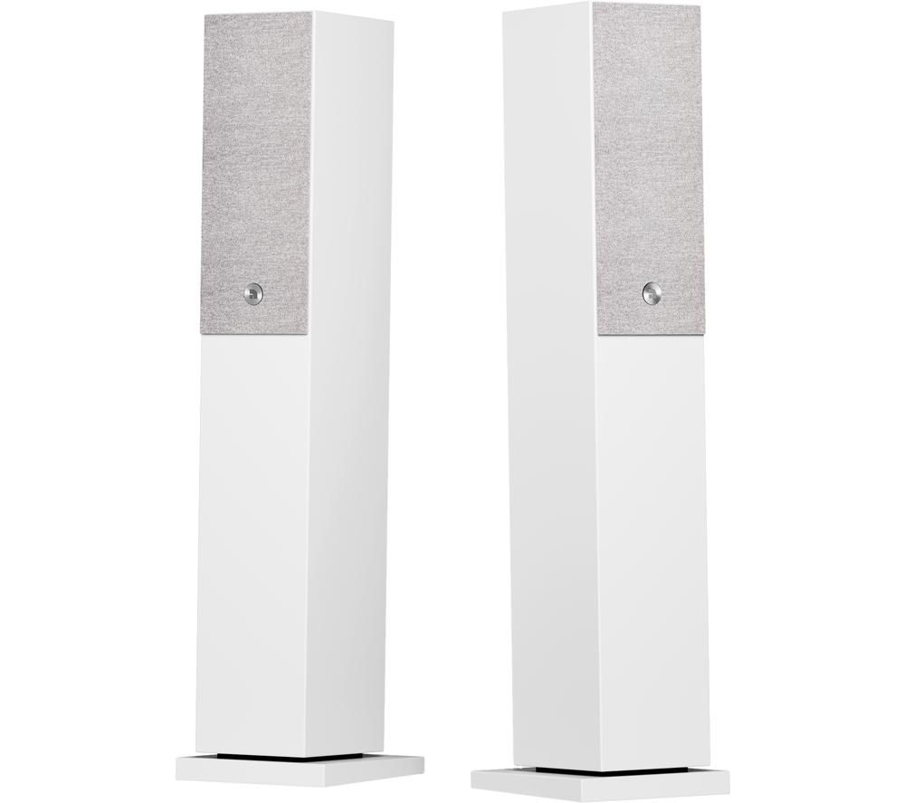 AUDIO PRO A36 Wireless Multi-room Speaker Pair - White, White