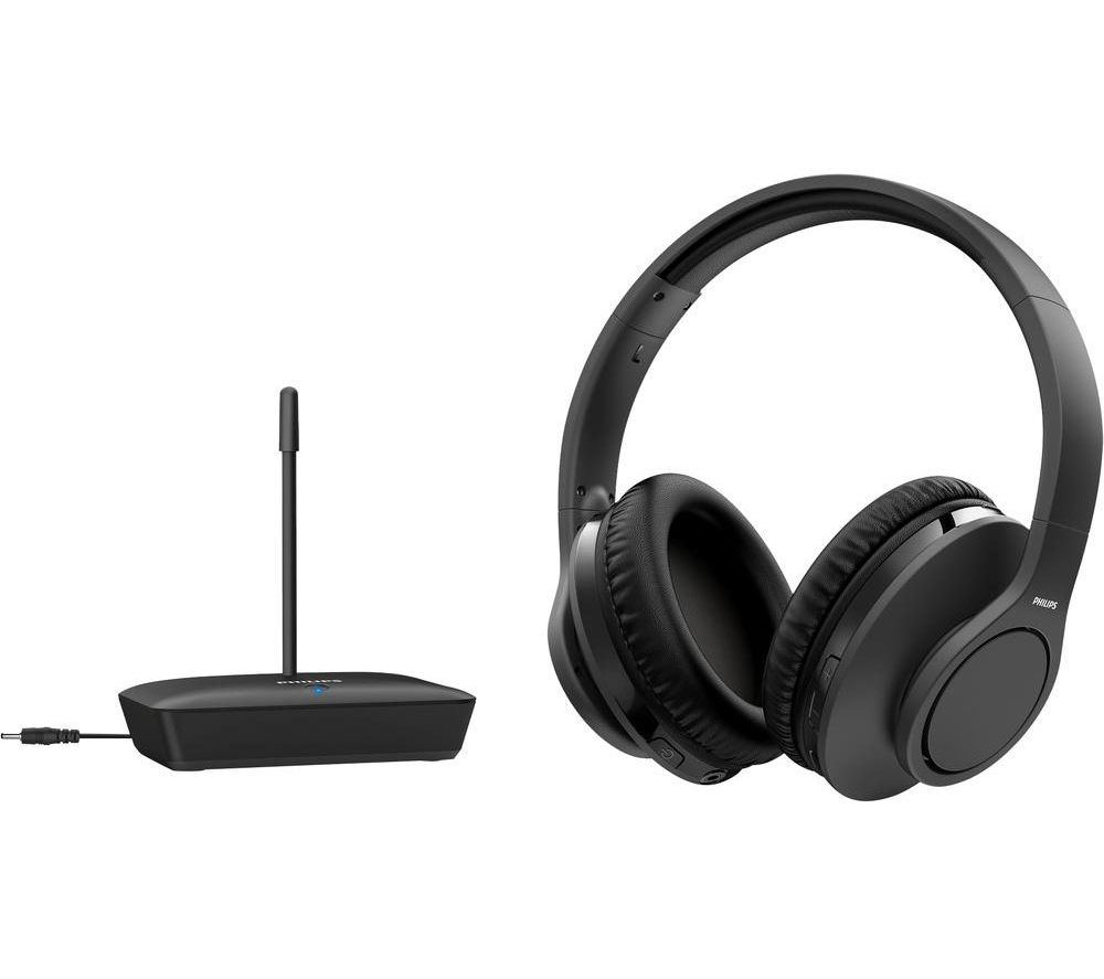 PHILIPS TAH6005BK/10 Wireless Headphones - Black
