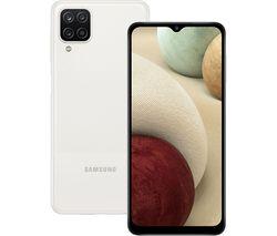 Galaxy A12 - 64 GB, White