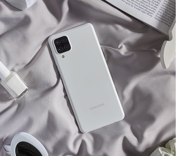 Samsung Galaxy A12 - 64 GB, White 4