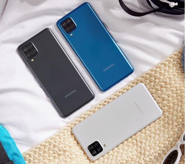 Samsung Galaxy A12 - 64 GB, White 5