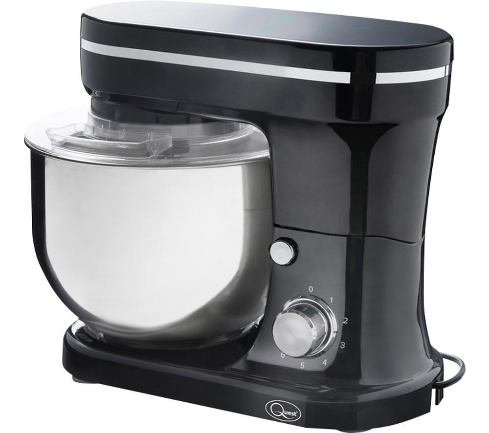 QUEST 32219 Stand Mixer - Black, Black