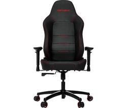 Racing P-Line PL1000 Gaming Chair - Black & Red