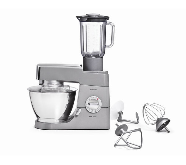 Buy Kenwood Km331 Classic Chef Kitchen Machine Silver