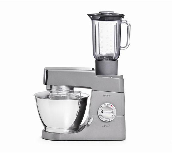 Kenwood Km331 Classic Chef Kitchen Machine Silver