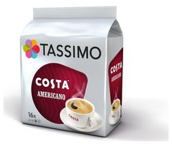 Costa Americano T Discs - Pack of 16