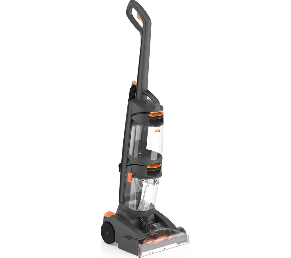 buy vax w86 dp b dual power upright carpet cleaner grey. Black Bedroom Furniture Sets. Home Design Ideas