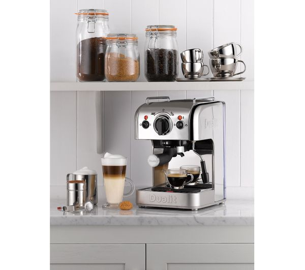 D3in1ss 3 In 1 Coffee Machine Stainless Steel