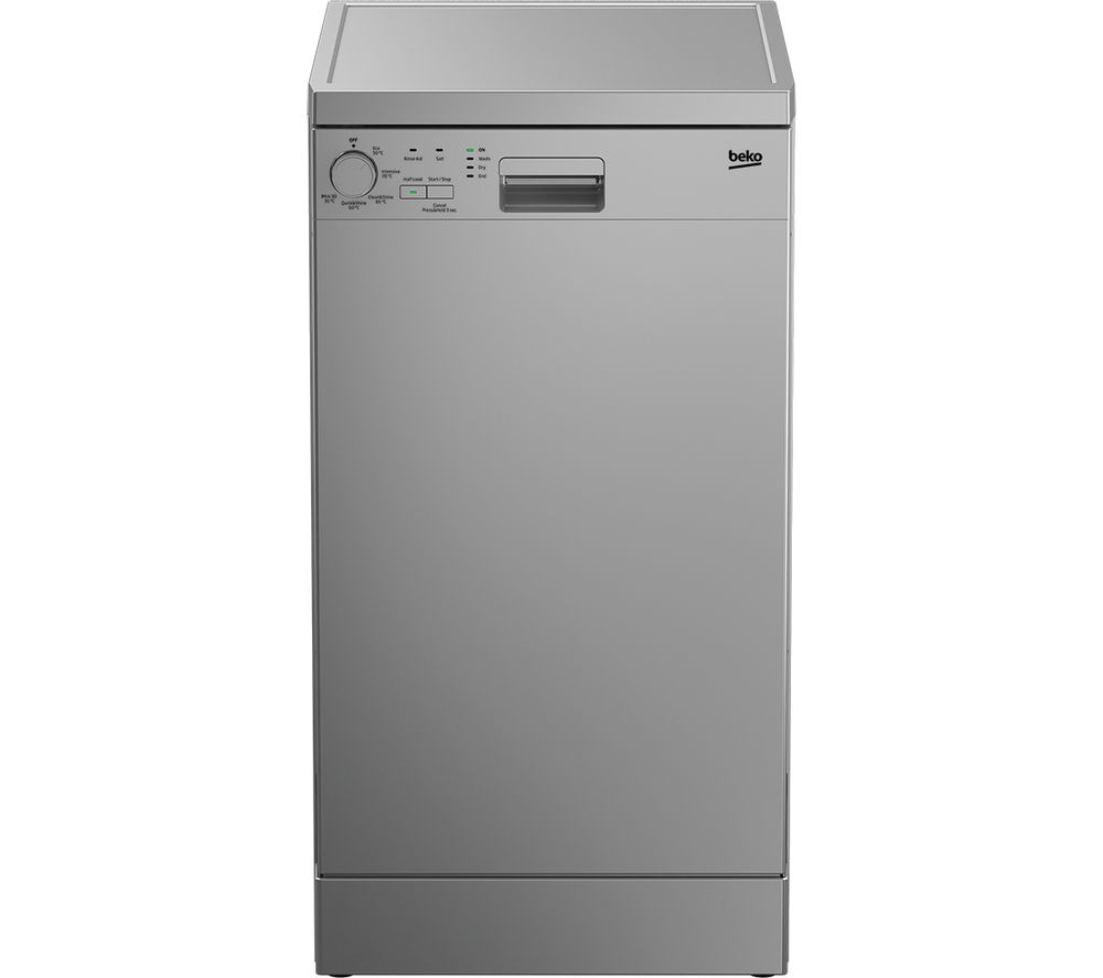 Buy BEKO DFS05010S Slimline Dishwasher