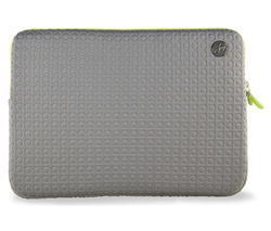 "GOJI GSMGY1316 13"" MacBook Pro Sleeve - Grey & Green"