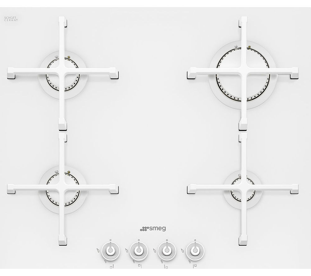 Compare prices for Smeg Linea PV164CB Gas Hob