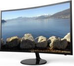 "SAMSUNG V24F39S Smart 24"" Curved LED TV"