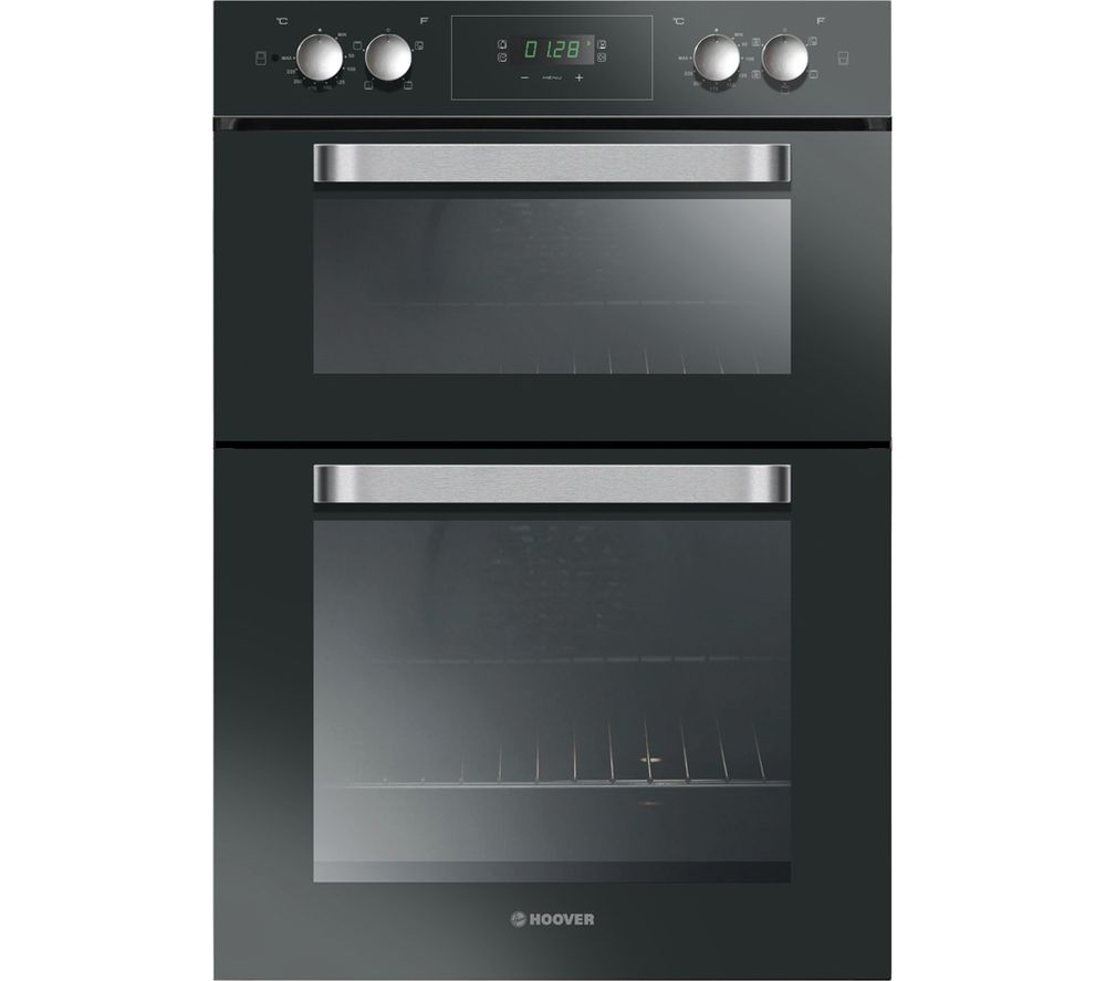 HOOVER HO9D327PNIElectric Double Oven - Black