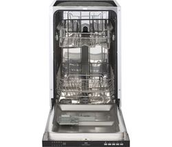 NEW WORLD NW INDW45 Slimline Integrated Dishwasher