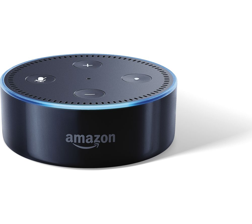 AMAZON Echo Dot - Black, Black
