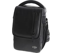 DJI Mavic Genuine Leather Drone Bag - Black