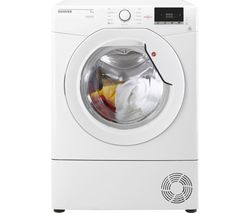 HOOVER Dynamic Next DX C9DG NFC 9 kg Condenser Tumble Dryer - White