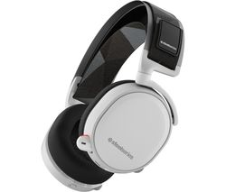STEELSERIES Arctis 7 Wireless 7.1 Gaming Headset - White
