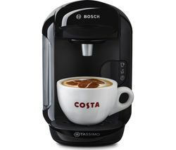 by Bosch Vivy2 TAS1402GB Hot Drinks Machine - Black