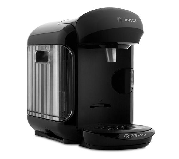 Tassimo By Bosch Vivy2 Tas1402gb Hot Drinks Machine Black