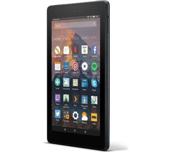 buy amazon fire 7 tablet with alexa 2017 8 gb black free