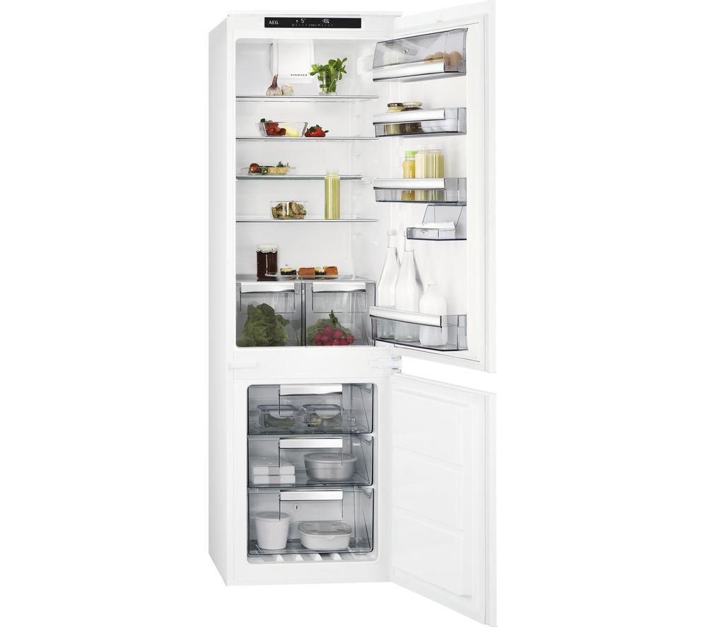 Image of AEG SCE81816TS Integrated 70/30 Fridge Freezer