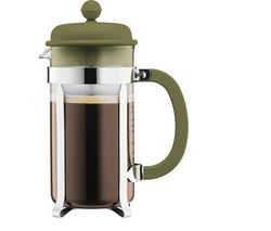 BODUM Caffettiera 1918-947 Coffee Maker - Olive
