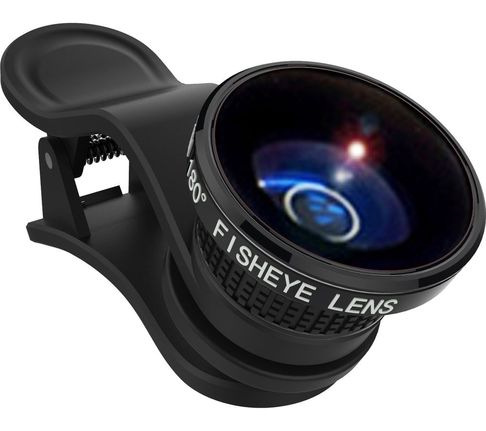 Compare retail prices of Kenko Real Pro Fisheye Clip-on Smartphone Lens to get the best deal online