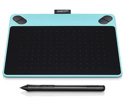 WACOM Intuos Comic Graphics Tablet - Small, Blue