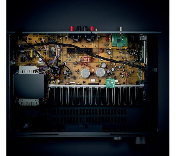 RN303D Stereo Receiver - Black
