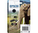 EPSON Elephant 24XL Black Ink Cartridge