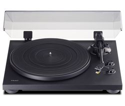 TEAC TN-200 Belt Drive Bluetooth Turntable - Black