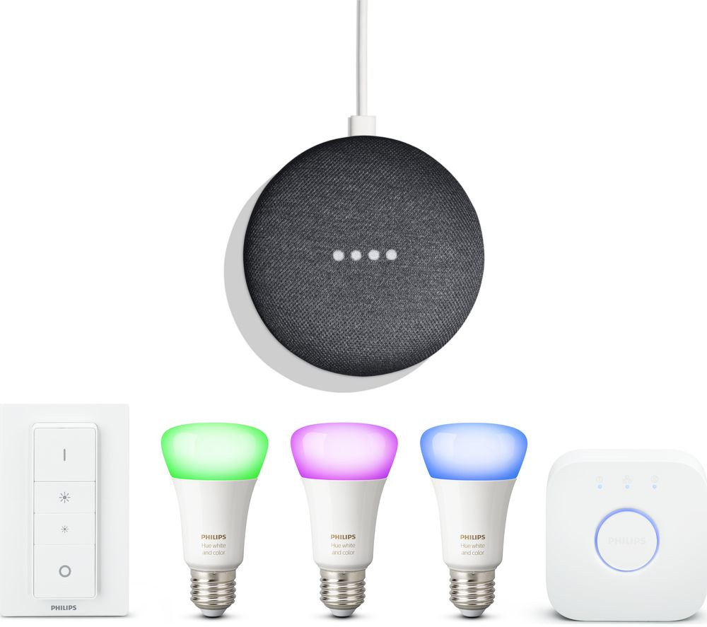 Buy Philips Hue White Amp Colour Ambiance 27 Starter Kit