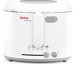 TEFAL MaxiFry FF123140 Deep Fryer - White
