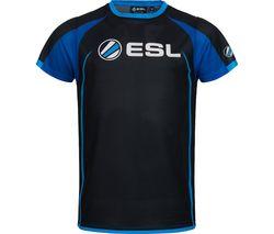 ESL Player Jersey, Medium - Blue