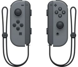 NINTENDO Switch Joy-Con Wireless Controllers - Grey Best Price, Cheapest Prices