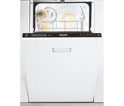 H-DISH 300 HDI 2D949-80 Slimline Fully Integrated Dishwasher