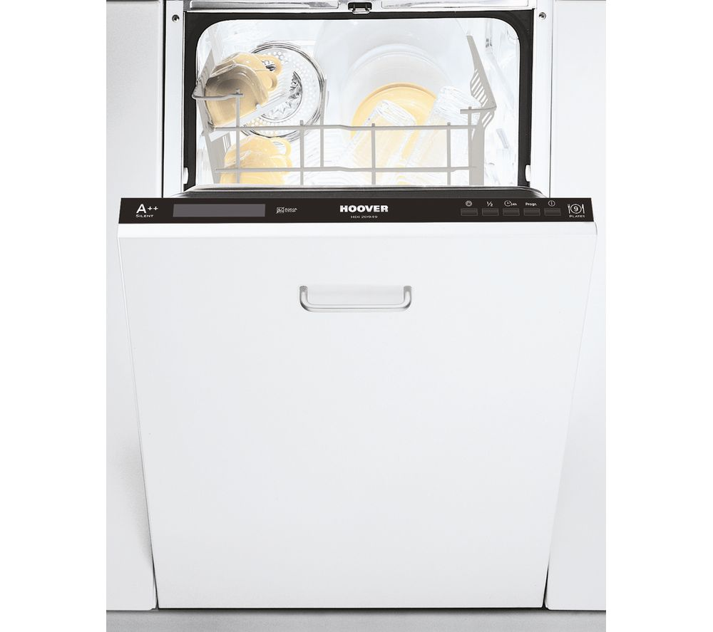 HOOVER HDI 2D949-80 Slimline Fully Integrated Dishwasher