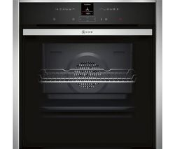 NEFF B47CR32N1B Electric Oven - Stainless Steel