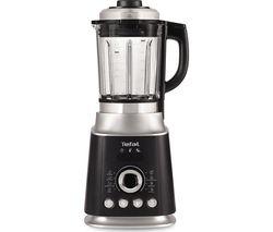 TEFAL Ultrablend Cook BL962B40 Blender - Black & Silver