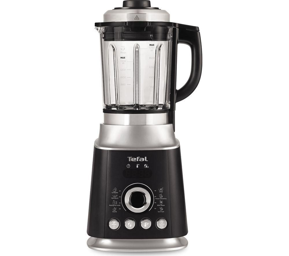 Buy TEFAL Ultrablend Cook BL962B40 Blender - Black & Silver