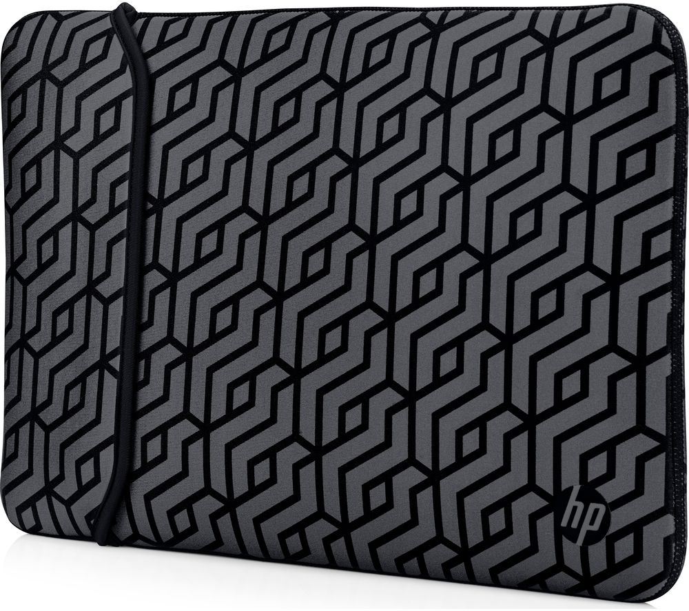 "Image of HP 15.6"" Laptop Sleeve - Black, Black"
