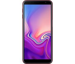 SAMSUNG Galaxy J6 Plus - 32 GB, Red