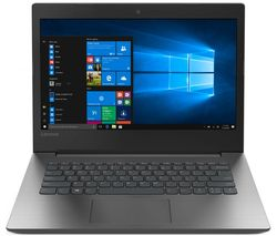 "LENOVO 330-14AST 14"" AMD A6 Laptop - 1 TB HDD, Grey"