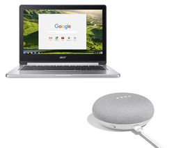 ACER Chromebook R 13 CB5-312T 2-in-1 - 64 GB eMMC, Silver