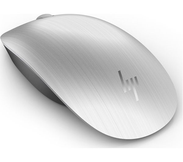 Image of HP Spectre 500 Wireless Optical Mouse - Silver