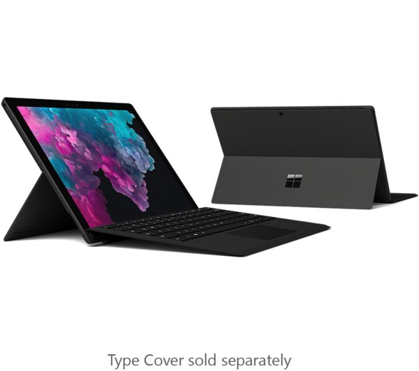 Buy Microsoft 12 3 Quot Intel 174 Core I7 Surface Pro 6 256 Gb