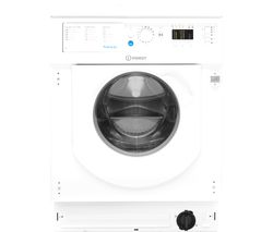 INDESIT BI WMIL 71452 UK Integrated 7 kg 1400 Spin Washing Machine - White